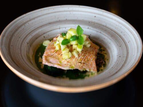 Recipe: The Hotel Rangá Salmon