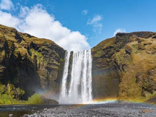 Top 10 Waterfalls in South Iceland